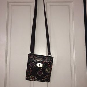 fossil crossover handbag